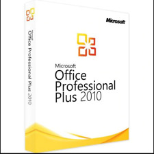 Office 2010 Pro Plus 32/64 Bit Licence Key