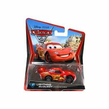 Disney CARS 2 Lightning Mcqueen Racing with Wheels Vehicle #3