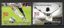 2010   BOSNIA  -  SG.  S502 / S503  -  FOOTBALL WORLD CUP, SOUTH AFRICA  -  UMM