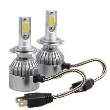 2x 36W LED FERNSCHEINWERFER LAMPEN FERNLICHT HEADLIGHT H7 OPEL ASTRA G J CORSA E