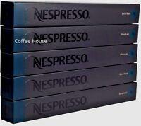 50 New original Nespresso Dharkan flavour coffee Capsules Pods UK
