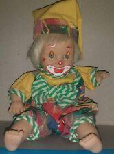 Baby doll clown