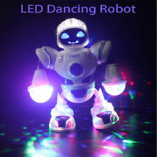 Toys For Kids Young Age Girl & Boy Cool Robot Lighting Music Dancing Toy Robot