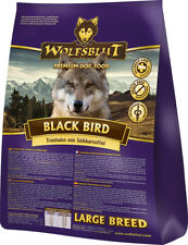Wolfsblut Black Bird Large Breed 15 kg Hundefutter mit Truthahn