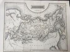 1826 Map: Tegg's Russia in Asia