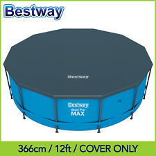 Bestway Premium PVC Pool Cover for 3.66 x 1.22m / 12ft Round Pool - 58037