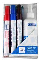 Whiteboard Marker 9er Set Boardmarker Stifte für Flipchart Memoboard Reinigung