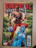 Deadpool Corps #8 FN 2011 Marvel Comic Liefeld