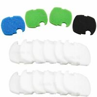 16 pcs Canister Filter Pads for SUNSUN 304B/404B Bio Sponge Floss Replacement
