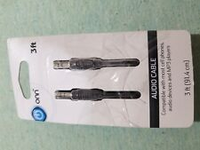 ONN  Audio Cable 3ft.