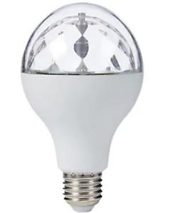 Diall E27 GLS Multicolour LED Light bulb