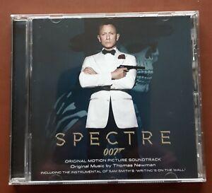 Spectre - Thomas Newman - Soundtrack CD