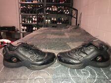 VINTAGE 2000s Reebok i3 Allen Iverson Mens Boys Basketball Shoes Size 6 Black