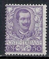 Italy 1901 YV 72  MLH  F/VF