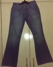 7 FOR ALL MANKIND WOMEN'S BOOTCUT JEANS, size 28 waist