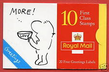 "Kx8a 1996 ""More! Love"" Design Greeting Booklet (Phos)"