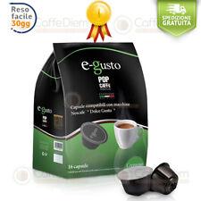 Capsule Cialde Compatibili Nescafe Dolce Gusto Pop Caffè 160 Cremoso .2 E-Gusto
