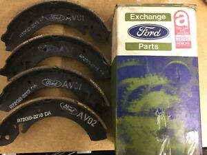 FORD CONSUL/GRANADA ESTATES/P100 Mk1/2, 1972 On,NOS  FORD REAR BRAKE SHOES