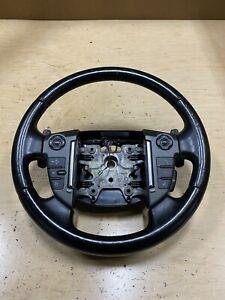 2016 Land Rover LR4 Heated Steering Wheel Multifunction Paddle Shifter OEM LP