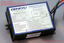 35/39W Electronic HID ballast DENKYU 90504 for CMH CDM IMH39 lamps, SIDE LEADS