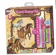 Secret Message Set Dashing Horse #203 DH