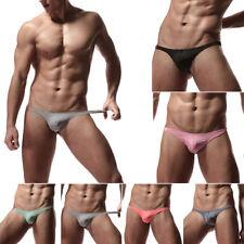 Neu Mini Herren T Back Thongs Unterwäsche G-String Unterhose Y-Front Slip M/L/XL