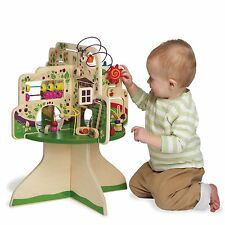 Manhattan Toy Tree Top Adventure Activity Center, Made by Solid wood, 212280 New