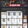 Marvel Super Hero Store Affiliate Business Website For Sale! Work at Home Online