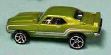 2013 Mystery #03 '69 PONTIAC FIREBIRD 1969 Green Hot Wheels loose trans am ta