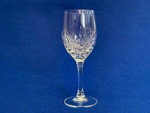 Edinburgh Cut Crystal Wine Glass - Serenade  - More than 1 available!