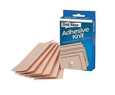 "Spenco 2nd Skin Adhesive Knit Medical 6 Sheets 3""x5"" Blister Bandage NIB 41-301"