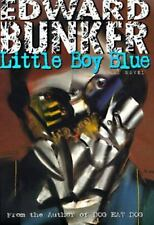 Little Boy Blue by Edward  Bunker (1997, Hardcover) First Edition