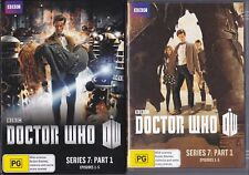 Doctor Who : Series 7 : Part 1  (2-Disc Set)