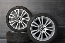 Original Jaguar Fx Llantas de Aleación Neumáticos Invierno Pirelli 245 40 r19