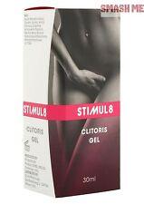 Stimul8 Clitoris Gel Klitoris Reiz Lustmittel Orgasmus Sex Stimulanz 30ml