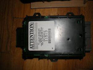 NOS 1992 LINCOLN CONTINENTAL KEYLESS ENTRY ANTI-THEFT MODULE