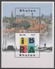 Bhutan postfris 1999 MNH block 383 - IBRA (S2134)