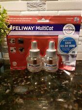 Feliway MultiCat 2 Refills 48 mL