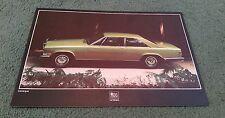 1978 1979 Rolls Royce Camargue Reino Unido Folleto prospecto de una hoja