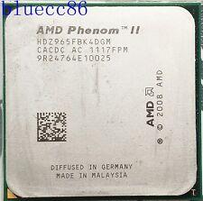 AMD Phenom II X4 965 3.4GHz Quad-Core CPU 125W Processor