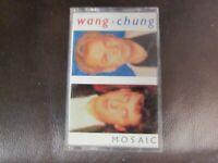 Wang Chung Mosaic cassette