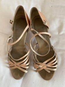 Capezio Latin Dance Shoes