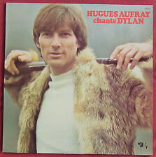 HUGUES AUFRAY LP FR REED CHANTE DYLAN