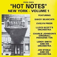 Various Artists - Hot Notes New York 1 / Various [New CD]