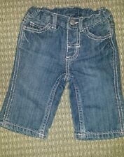 Baby girls Pumpkin Patch Jeans - Size 3 - 6 months or 00