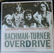 Bachman-Turner Overdrive - Best Of Live At KBFH 1974 VINYL NEW SEALED LP RECORD