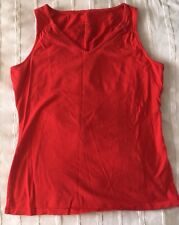Womens Patagonia Red Hiking Top