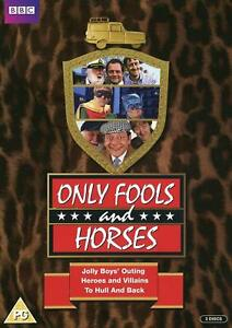Only Fools And Horses Triple Boxset DVD