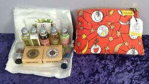 L'Occitane En Provence Earth Friendly Shower Set Shampoo, Lotion & Soaps