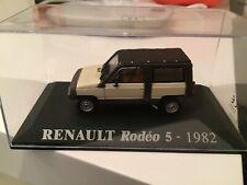 universal hobbies 1/43 Renault Rodeo